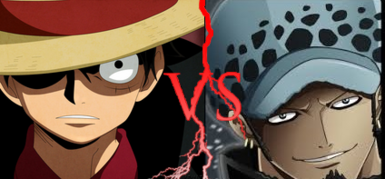 Battle Royale : Demi Finale Luffy vs Law