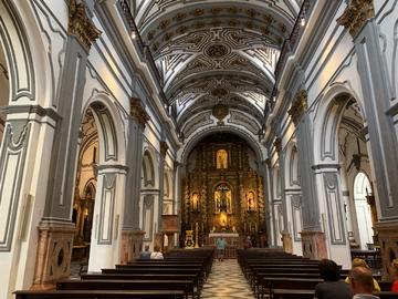 Malaga - Eglesia de San Juan