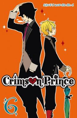 Couverture de Crimson Prince, tome 6