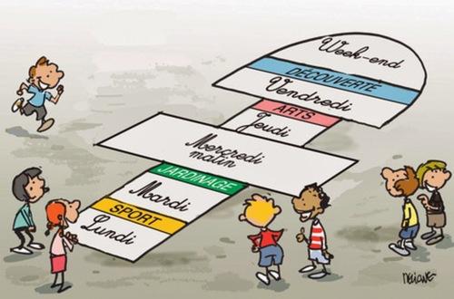 La réforme des rythmes scolaires
