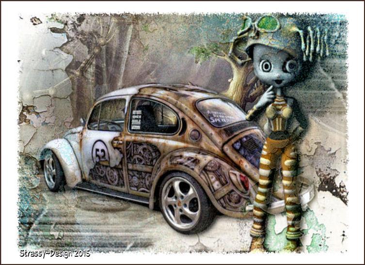 Cox style steampunk - Chez Dom