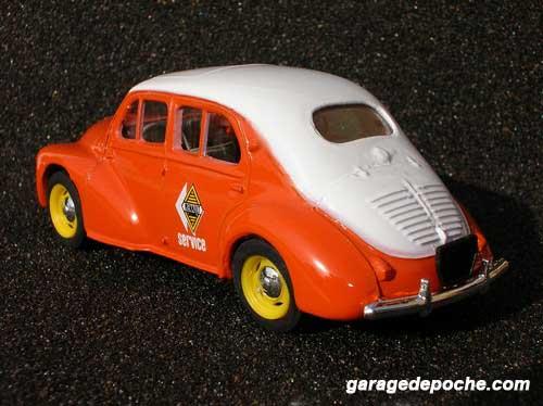 4cv Renault service