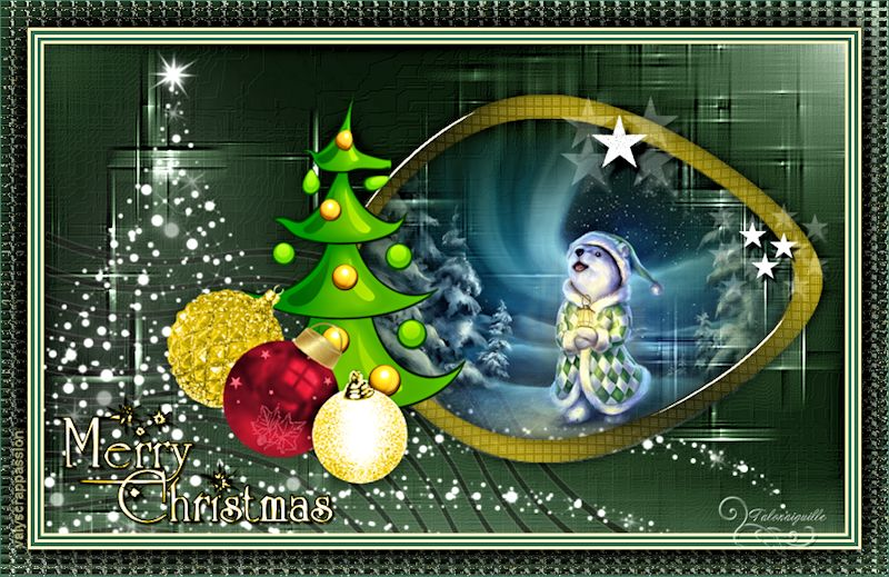 *** Merry Christmas ***