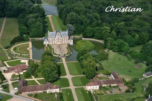 Château Beaumesnil...