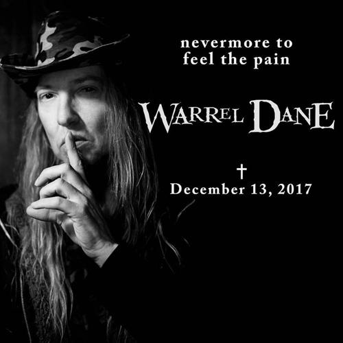 Warrel Dane (1961 - 2017)