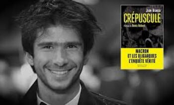 Interview Juan Branco - Lire, janvier 2020 -