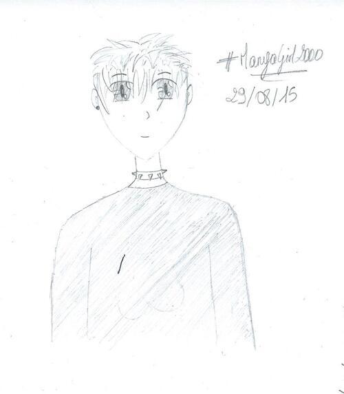 Dessin de manga 7