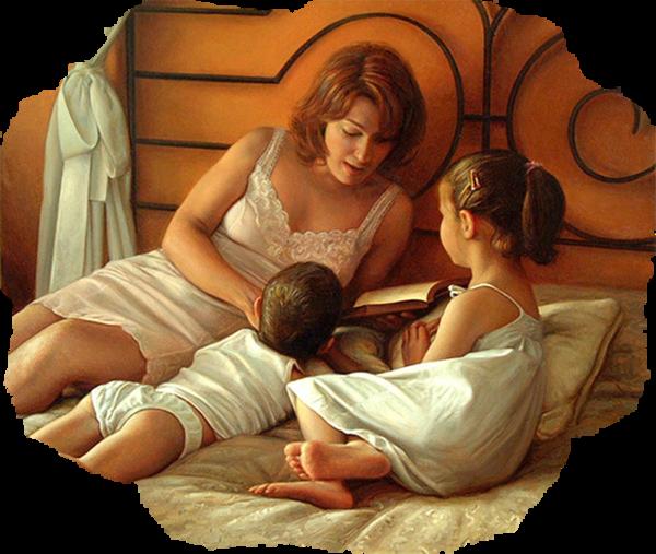 pour la fête des mères , maman enfant
