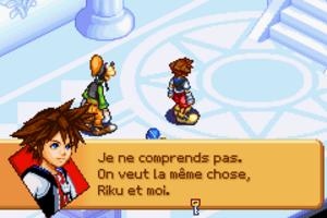KH : Chain of Memories - Chapitre 8 - Forêt des rêves bleus