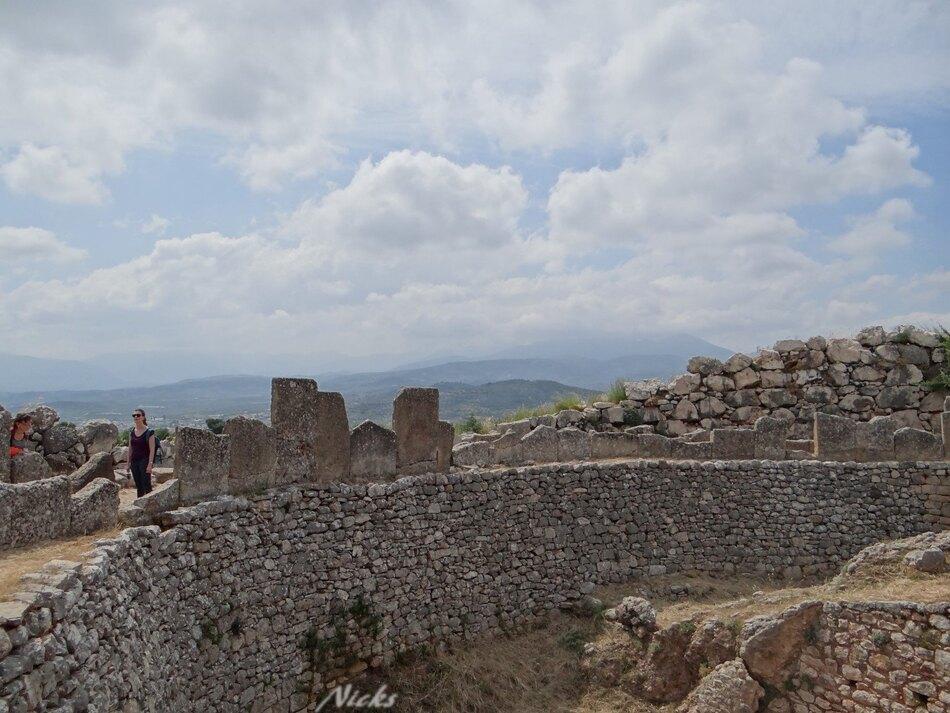 Mycène,Grèce,