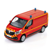 1:43 NOREV 518021 RENAULT Trafic 2014 Pompiers (prototype)