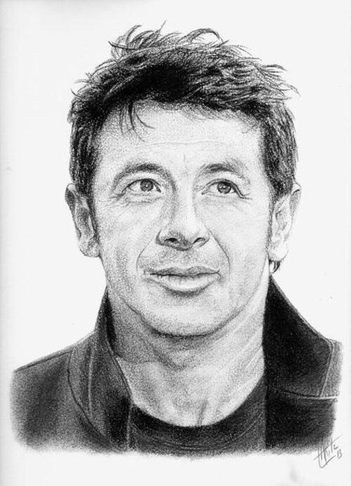 Dessins portraits stars(2)