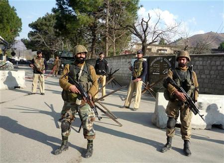 الجيش الباكستاني و تعذيب المؤمني