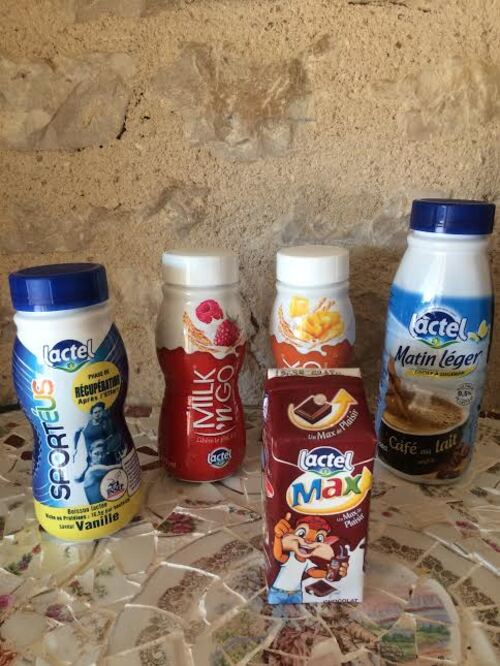 Journée mondiale du lait: Lactel