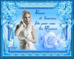 Cartes Journée de la Femme 2