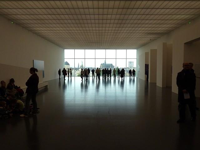 Galeries du Centre Pompidou-Metz 28 Marc de Metz 29 02 2013