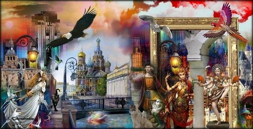 La ville des Tsars