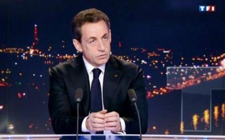 Un mea culpa hypocrite de Sarkozy