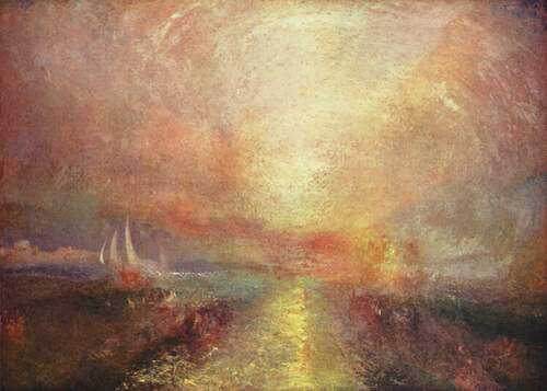 Né un 23 avril, William Turner