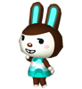 Zoé animal crossing WII
