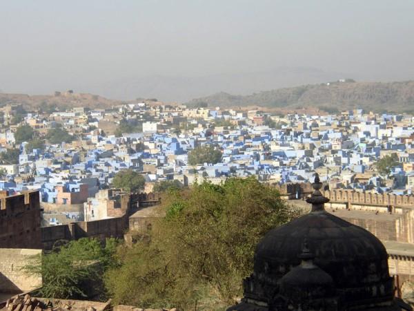 800px-Jodhpur from Mehrangarh Fort