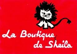 Le Petit Musée de La Boutique de Sheila