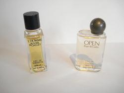 miniature l'Homme et Open