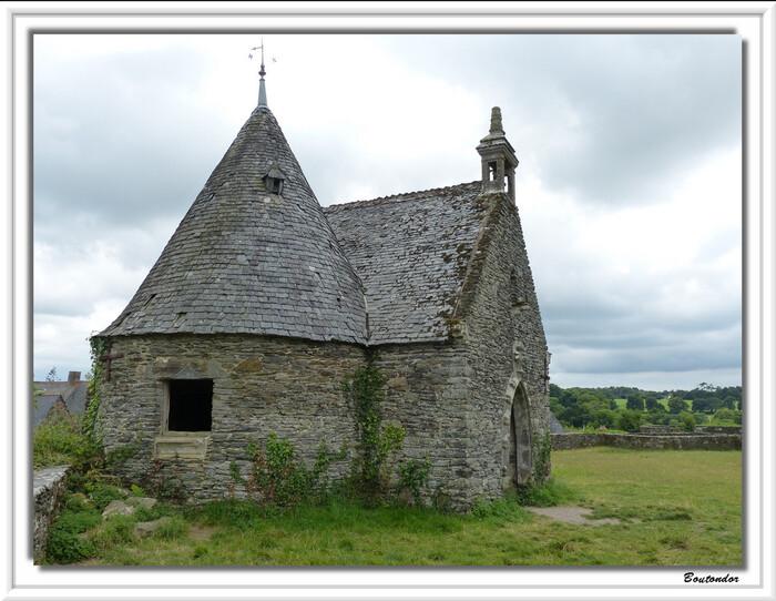 Rochefort-en-Terre : Le chateau