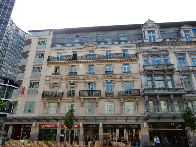 Bruxelles Ville