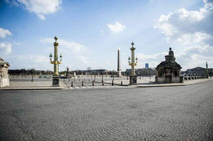 PARIS ville fantôme ....