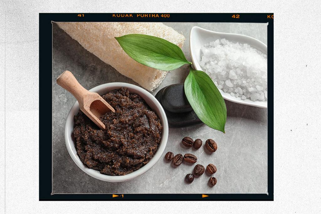 Рецепт от целлюлита с кофейной гущи