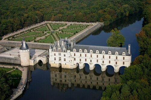 Châteaux de la Loire, drames et passions ; Jean-François Blondel