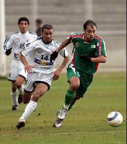 Al Zaoura Irak-MCA 1-3