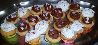 Cup Cakes!!!!