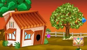 Jouer à Tiled roof house escape