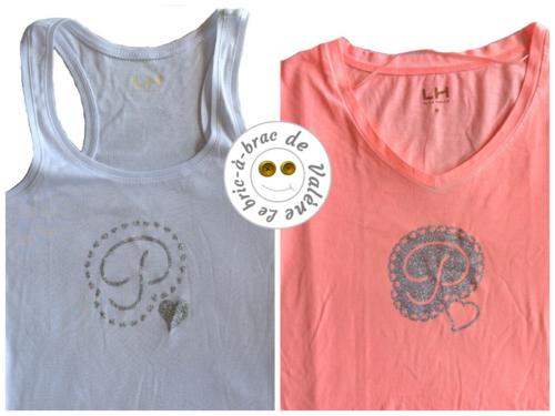 P comme Pauline (2 T-Shirts)