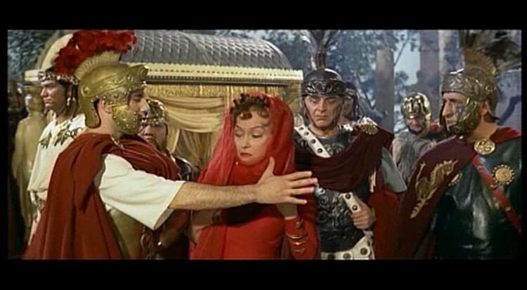 BRIGITTE BARDOT - LES WEEK ENDS DE NERON - 1957