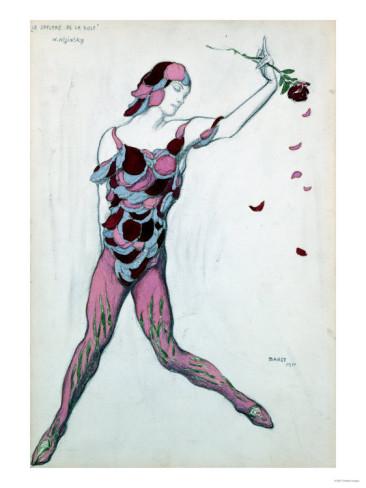 Le Spectre de la Rose (1911) - Une fleur immortelle