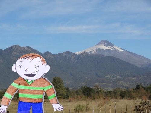 Clément au Chili