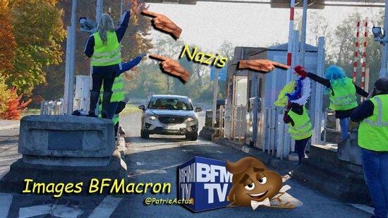 Les infos du Mardi avec Macron, migrant, musulman.