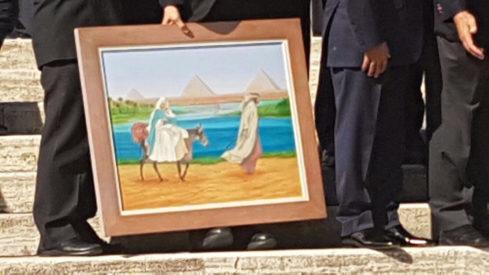 Icône de la Fuite en Egypte © ZENIT - DCL