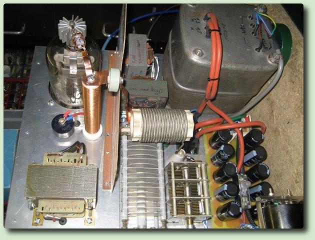 Projet émetteur AM de puissance avec une P600