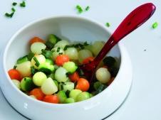 Giboulée de légumes