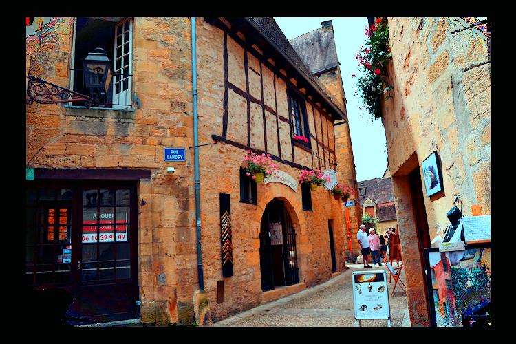 Ville, village , rue 2