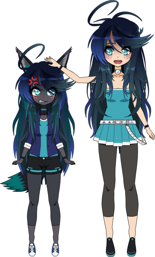 「Zaphire-Zaphire」outfit swap !