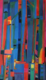 Alfed Manessier: peintre non figuratif