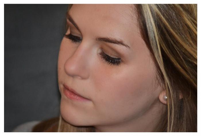 Maquillage : Kaki et gris souris!