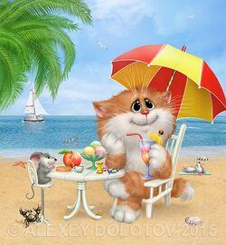 Juillet rime avec été
