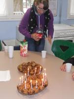 Mélodie fête ses 13 ans