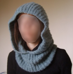 Le snood capuche